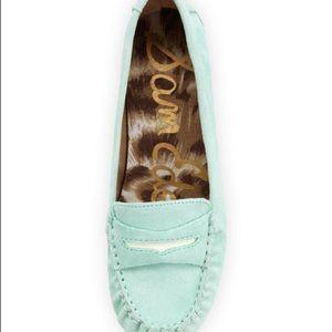 Sam Edelman Jones Leather Loafer, Size 8, EUC
